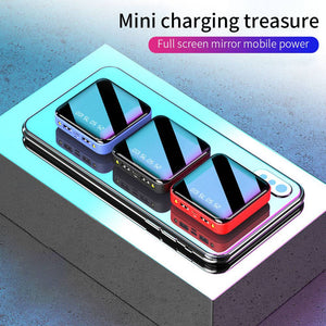 Mini Mirror Power Bank 20000mAh / 10000mAh
