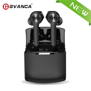 GVANCA T11 TWS Wireless 3D Studio Bluetooth 5.0 Earbuds