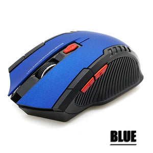 Wireless Gamer Mouse 2000DPI For Computers