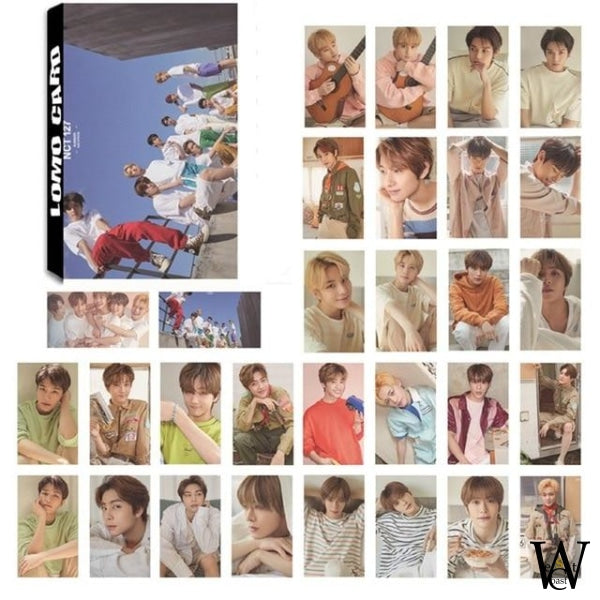 Pack 30 Photocards Nct Collective Edition