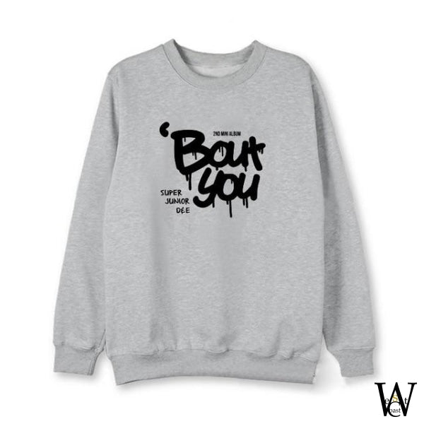 Sweatshirt Superjunior Bout You Gris / Xl