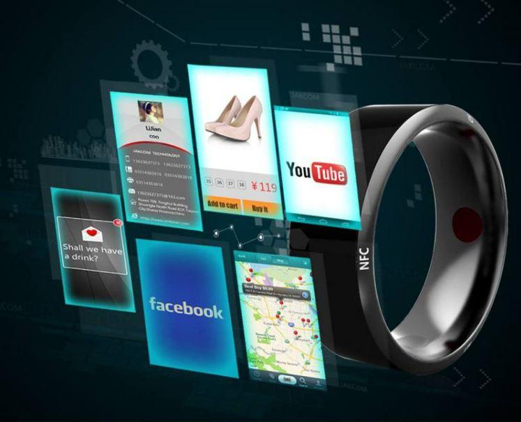 Smart System Reader Wearable Ring