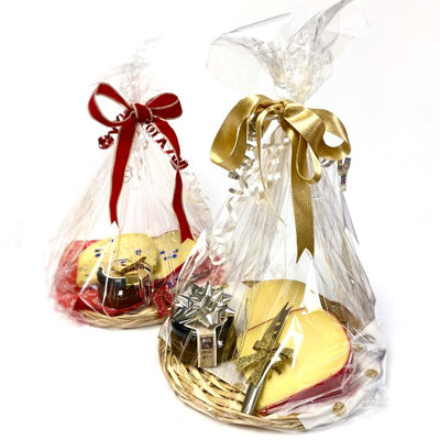 gouda cheese small gift basket