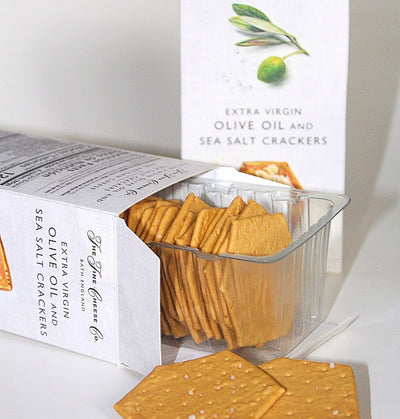 The tastiest 'Crackers' in combination with your cheese!
