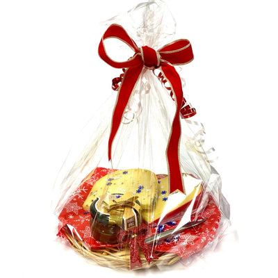 Gouda Cheese Gift Basket small size