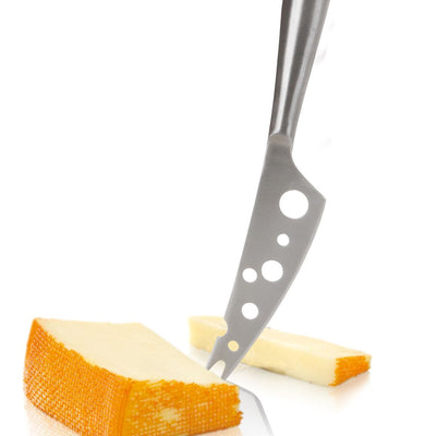 A 'Soft Cheese Knife' for soft cheeses. Makes any cheese board elegant!