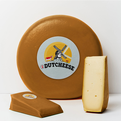 The best 'Whiskey & Maple Flavored Gouda Cheese' comes from Holland, and now widely available in the US!