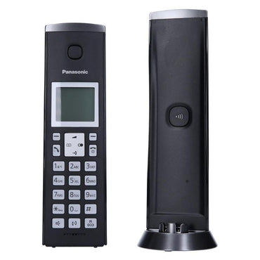 Panasonic Cordless Phone KX-TGK210, in Black.