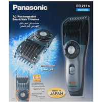 Panasonic Hair & Beard Trimmer - ER217