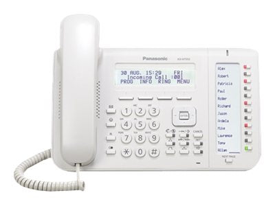 Panasonic KX-NT553 IP Proprietary Phone