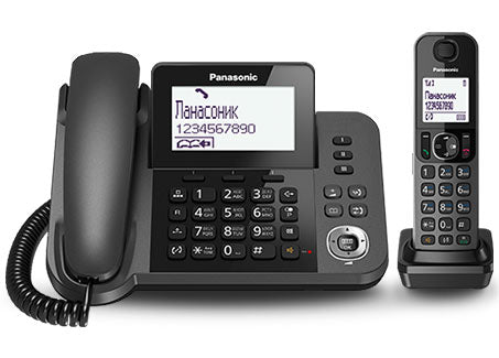 Panasonic KX-TGF310 Digital Corded & Cordless 2 in 1