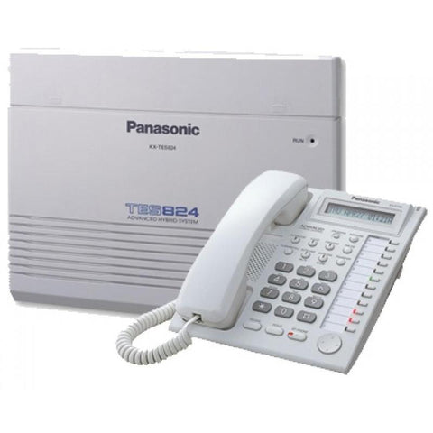 Panasonic KX-TES824 Advanced Hybrid PBX System