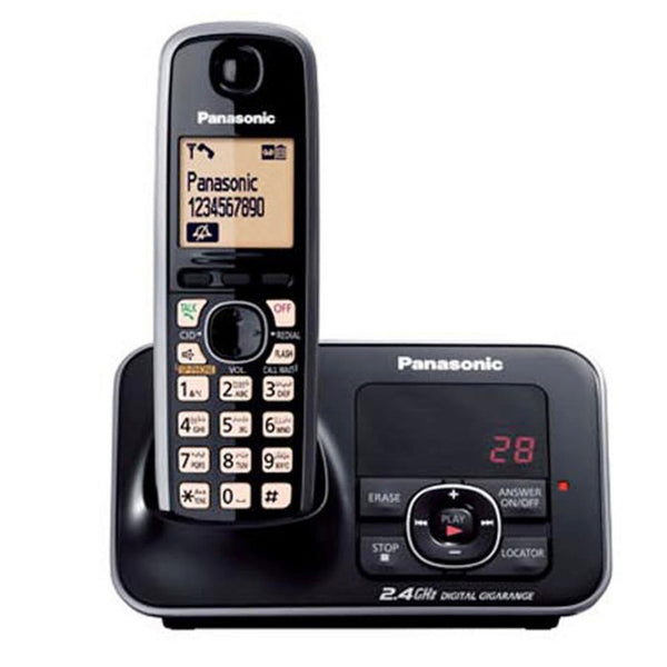 Panasonic KX-TG3721 Cordless Phone with Answering Machine