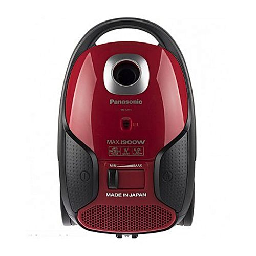 Panasonic Vacuum Cleaner Deluxe Series Red  MC-CG711
