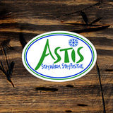 Astis Sticker / 5-Pack