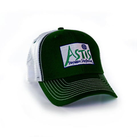 Hunter Green Astis Hat