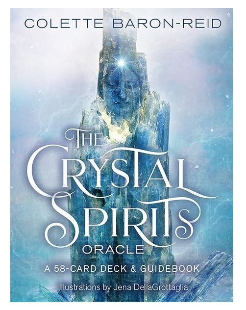 Crystal Spirits Oracle Deck
