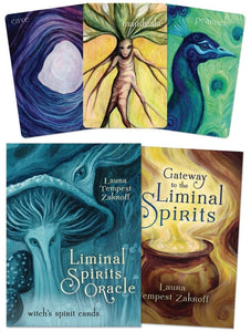 Liminal Spirits Oracle- Witch's spirit cards