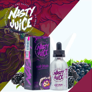 Nasty Juice - A$AP Grape - 60ml