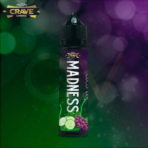 Crave E-Liquids Madness 60ml