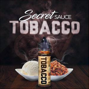 Secret Sauce E-Liquids Tobacco 60ml