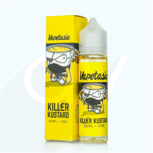 VAPETASIA STRAWBERRY KILLER KUSTARD (60ML)