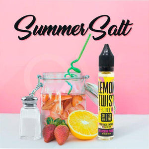 Lemon Twist Pink Punch Lemonade 30ML