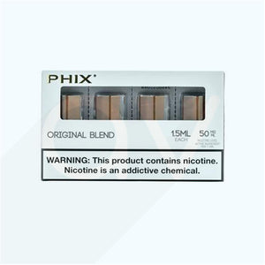 MLV Phix Cartridge Tobacco Original