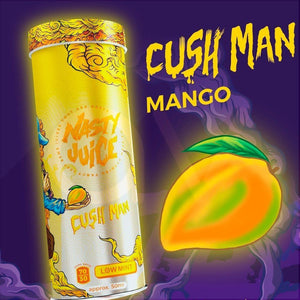 NEW NASTY JUICE CUSH MAN NEW 60ML !!!