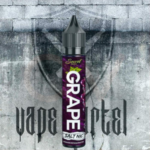 Secret Sauce Grape Salt Nic 30ml