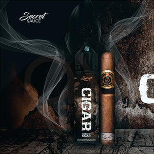 Secret Sauce E-Liquids Cigar 60ml
