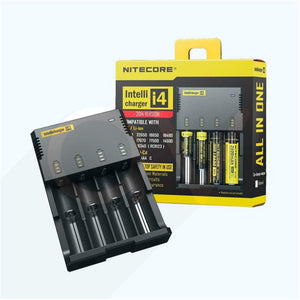 Nitecore D4 or I4 Intelligent Charger