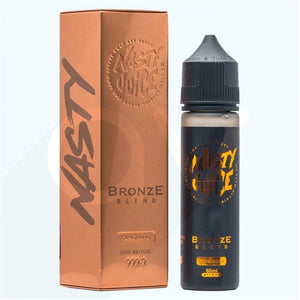 Tobacco – Bronze Blend By NASTY NEW 60ML !!!