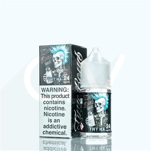 Time Bomb Vapors Salts TNT Ice 30ml