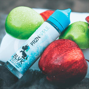 BLVK Unicorn E-juice FRZN Apple 60ml