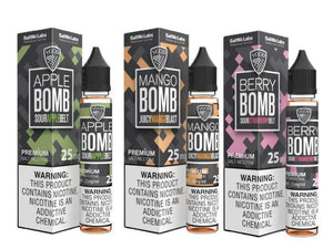 BERRY BOMB - VGOD SALTNIC - 30ML