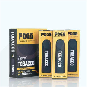 FOGG VAPE  - Ultra Portable and Disposable Vape Device