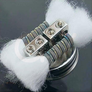 NATIVE WICKS COTTON - PLATINUM