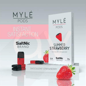 MYLE POD COMBO PACK Summer Strawberry