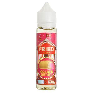 Blaq Vapor - Fried E-Juice - Golden Berry - 60ml