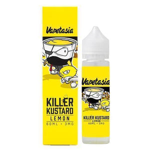 Vapetasia - Killer Kustard - Lemon - 60ml