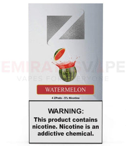 ZIIP Pods (Watermelon flavor) - 50MG