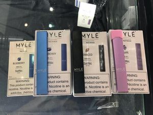 Myle Disposable - 3 pcs In Each Pack