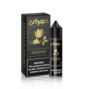 Omari – Desert Knight – 60ML - 3MG