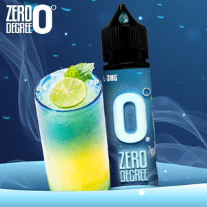 Zero Degree E-Juice - Mint Lime - 60ml