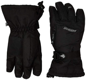Black / SM Gordini Kids' Ultra Dri-Max Gauntlet Jr. GORDINI