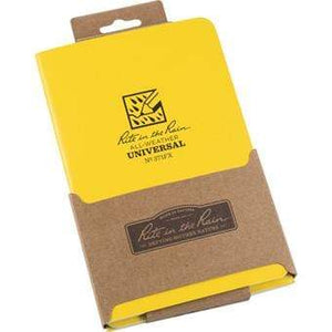 Rite in the Rain Stapled Notebook Liberty Mountain Stapled Notebook LIBERTY MT SPORTS