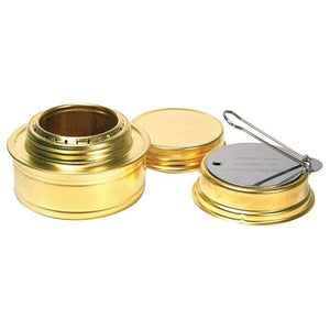 Esbit Brass Alcohol Burner LIBERTY MT SPORTS
