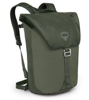 Osprey Transporter® Flap Pack in Haybale Green