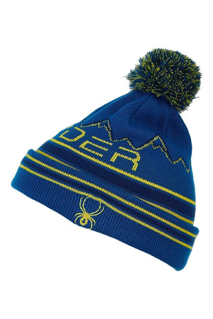 Old Glory Abyss Spyder Boys' Icebox Beanie SPYDER ACTIVE SPORTS INC